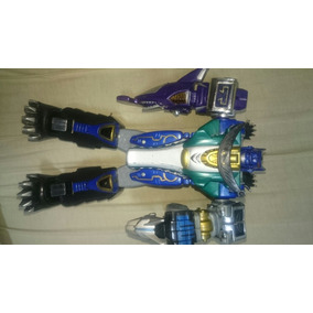 Predazord Gao Hunter Wild Force Mega Zord Power Ranger