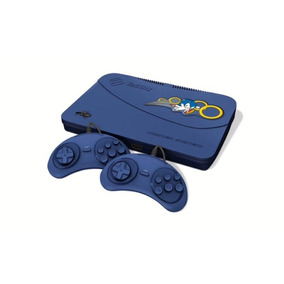 Master System - Evolution Blue - 132 Jogos