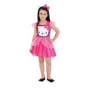 Disfraz De Hello Kitty Talle G