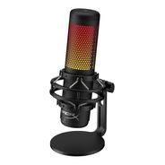 Microfono Condensador Gamer Hyperx Quadcast S Rgb Stream Web