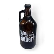 Growler, Botellon Para Cerveza  Bebe Y Deja Beber