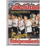 Revista Solo Futbol 547 Independiente Italiano Campeon Rc