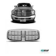 Grade Cromada Dodge Ram 2005 2006 2007 2008 2009