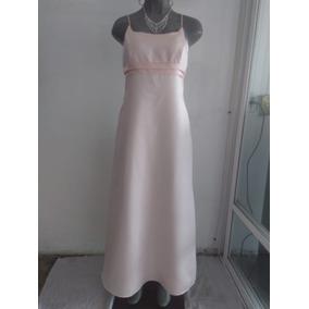 Lilasori Vestido Fiesta Importado Rosa Alfred Angelo Talla 9