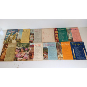 Selecoes Do Readers Digest 1954 Colecao Completa