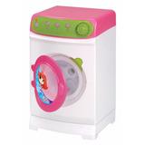 Maquina De Lava Roupa Infantil Brinquedo De Meninas 8045