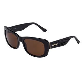 Óculos De Sol Feminino Preto Brilho - Marrom C0017 Colcci por Estrela 10 8e0bc26637