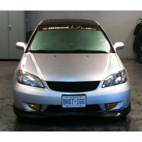 Halogenos Honda Civic 04 - 05 ,blancos Amarillos,oferta.