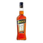 Aperitivo Aperol 750ml Licor Coctel Bebidas Tragos Botella