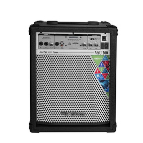 Caixa Multiuso Voxstorm Vsu 200 Com Usb/sd/fm/bl E Controle!
