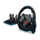 Volante Logitech G29 Driving Force Para Ps3 Ps4 941-000111