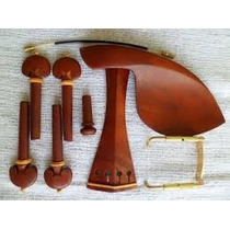 Kit Acessórios P/ Violino 4/4 (boxwood)