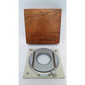Mesa Giratoria Mitutoyo 176-106 Medicion Para Microscopio