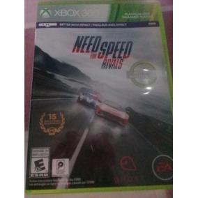 Juego De Xbox 360 Original Sin Uso..need For Speed Rivals