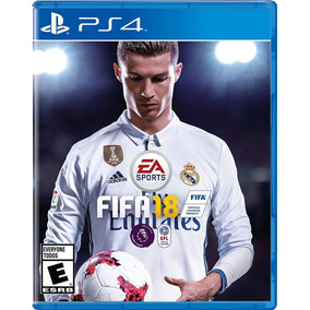 Fifa 18 Ps4 Psn Português Original 1 Garantia Mídia Digital