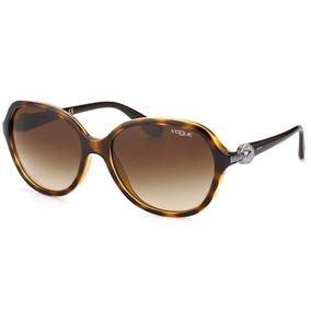 Vogue-2916sb W656 Óculos De Sol Marrom Tartaruga