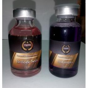Ampollas Reparadoras Para El Cabello Havana Cosmetics
