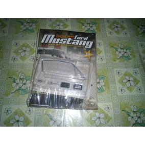 Conjunto De Peças Ford Mustang Shelby 67 1/8 + Fascículo 14