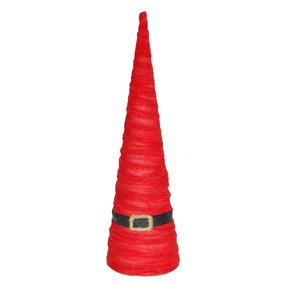 Figura Navidad Cono Santa 60.96cm