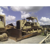 Tractor De Oruga Bulldozer Cat D9h Con Ripper
