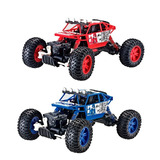 Auto R/c Todo Terreno Zegan Radiocontrol 1:18 Crawler Car Pe