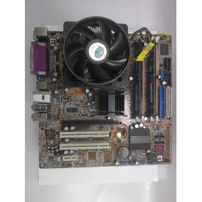 Placa Mãe Ddr1 Itautec St4341 + Pentium 4 3.0 + 2gb Espelho