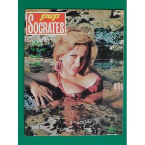 1970 Fanny Cano Sexy Bikini Portada Revista Pup Socrates