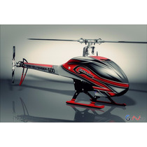 Sab Goblin 500 Sport Flybarless Electric Helicopter Kit