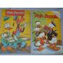 Antiguas Revistas El Pato Donald Año 1956 Nº 632 Nº 599