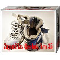 Zapatillas Deportivas Reebok Dama Nro 35 Buen Estado Cap.fed