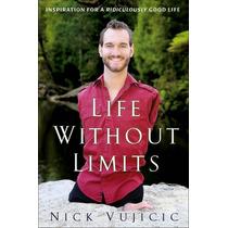 Livro Vida Sem Limites Nick Vujicic