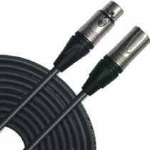 Cable Micrófono/señal Solcor 39b15 Xlr Neutrik Suizo 15mt