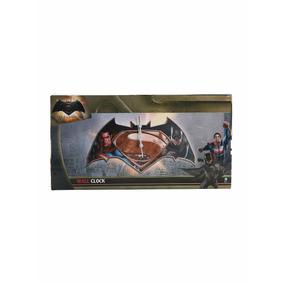 Relog De Pared Bstman V Superman, Original Caja, Importado