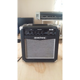 Amplificador Para Guitarra Electrica Drive