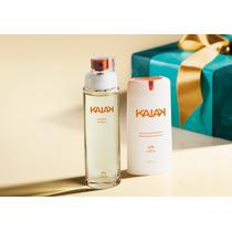 Colonia + Desodorante Kaiak Feminino 100ml +brinde Surpresa