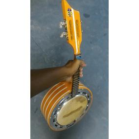 Banjo Luthier Caixa De 10 Emerson Brasa