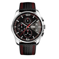 Reloj Voeons Men Quartz Chronograph Casual Wrist Analogsport