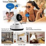 Nueva Wireless Wifi Baby Monitor Alarma Casa Seguridad Ip...