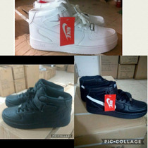 Botines Nike Air Force One Originales * Tallas 35 A La 44 *