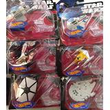 Star Wars - Set 6 Naves - Hot Wheels