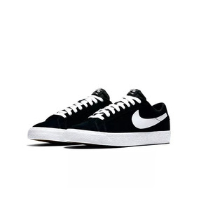 Zapatillas Nike Sb Blazer Low Negras