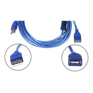 Cable Usb Extension 1.8 Metros 3154