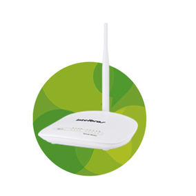 Roteador Wireless Wrn 240 Slim Intelbras Wifi