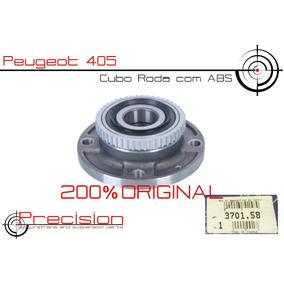 Peugeot 405 - Cubo Roda Com Abs - Original Skf
