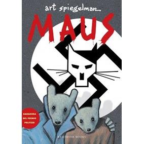 Libro Maus De Art Spiegelman