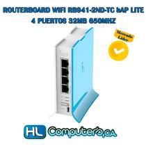 Mikrotik Balanceador Rb941-2nd-tc Home Access Point Lite