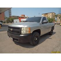 Chevrolet Silverado Cabina Sencilla Ls - Automatico