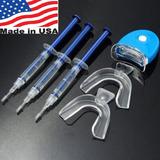 Kits Clareamento Dental Whiteness Gel 44% Clareador C/3 +luz