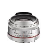 Pentax K-mount Hd Da 15mm F / 4 Ed Al Lente Fija Para Cámar