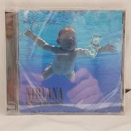 Nirvana Nevermind Cd Nuevo Y Sellado Musicovinyl